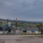 Die Brora Distillery im Wiederaufbau