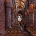 Innenansicht der St.Magnus Kathedrale von Kirkwall