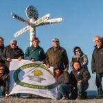 John o`Groats der fast nördlichste Landpunkt Großbritanniens Benannt nach dem niederländischen Fährschiffer Jan de Groot