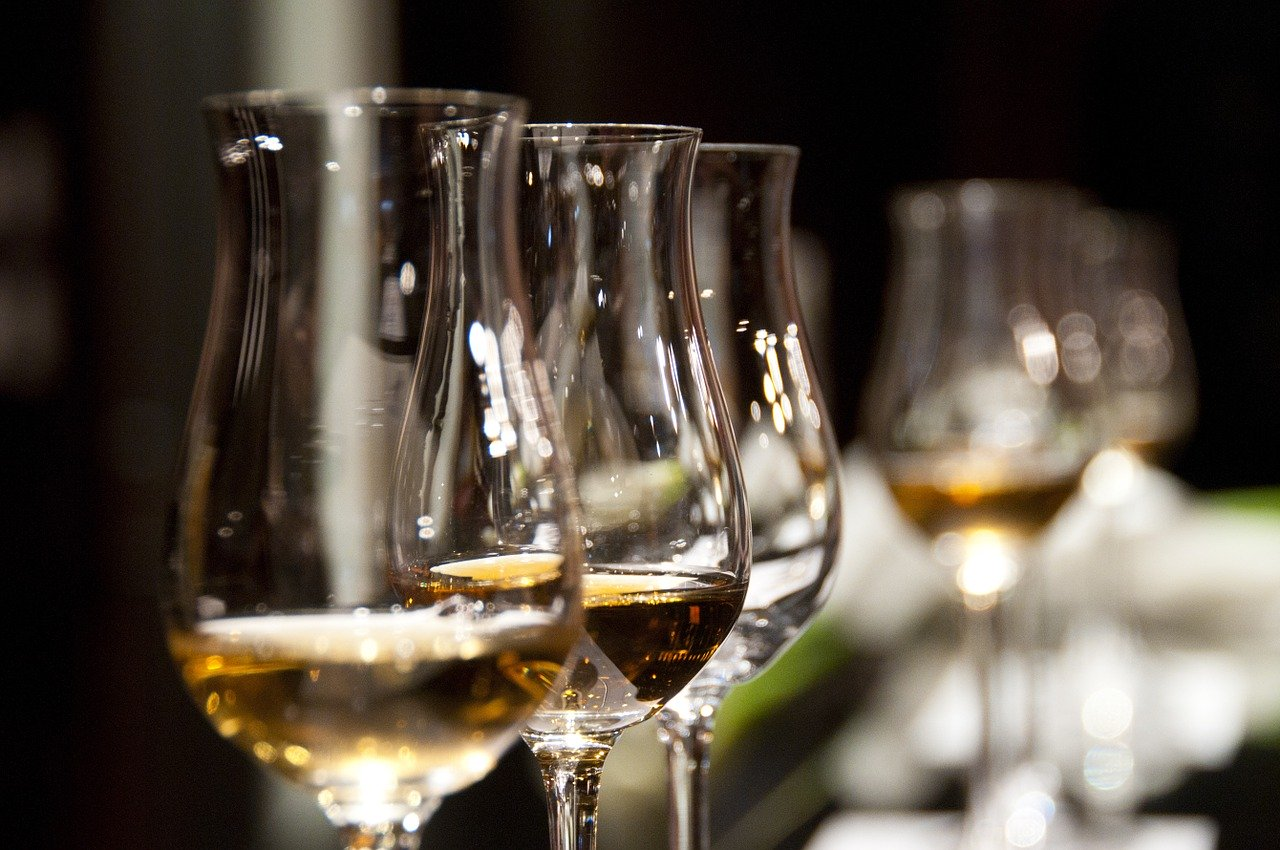 Nosing und Tasting – Single Malt Whisky Club Sachen