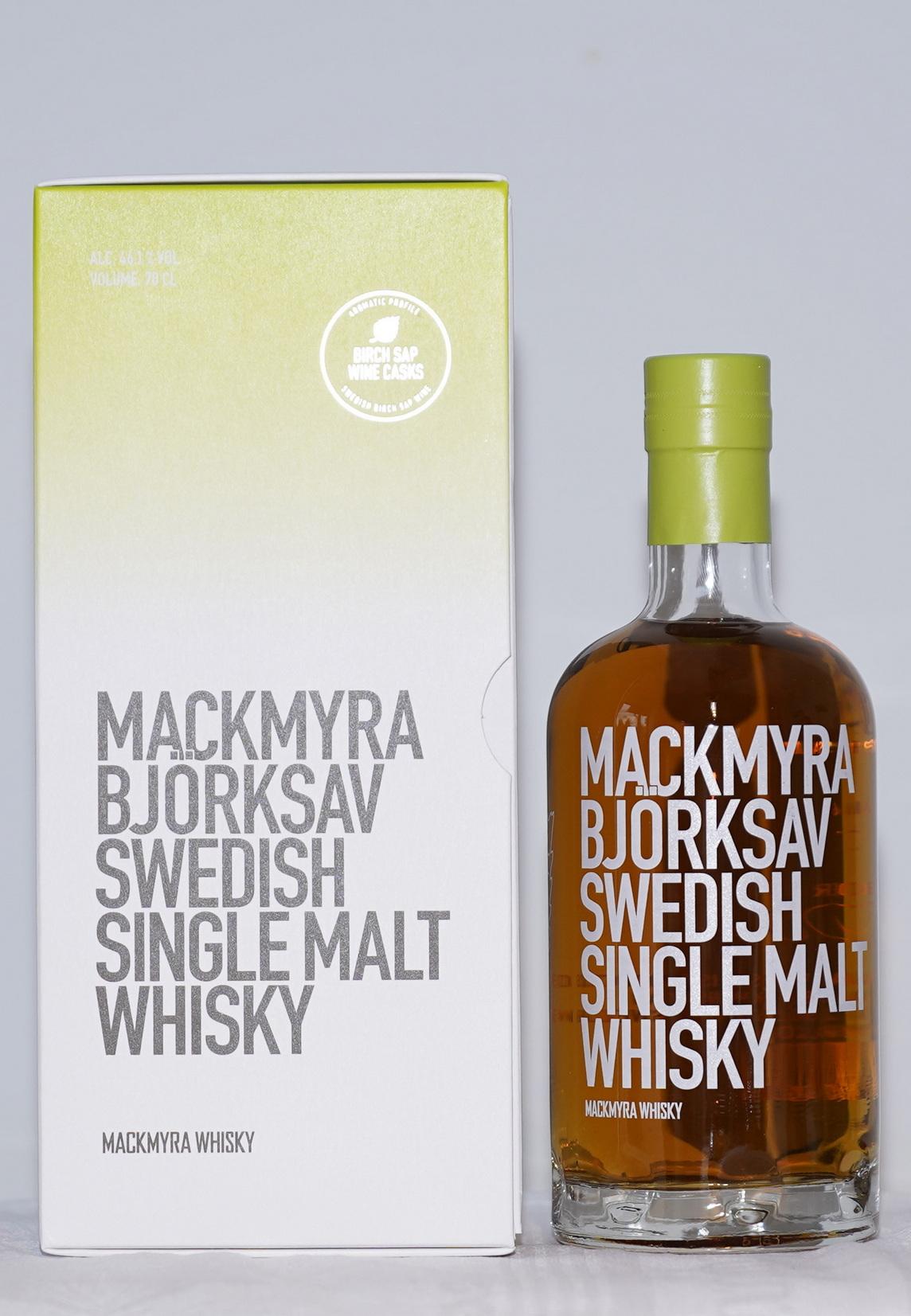 Mackmyra Björksav 46,1%