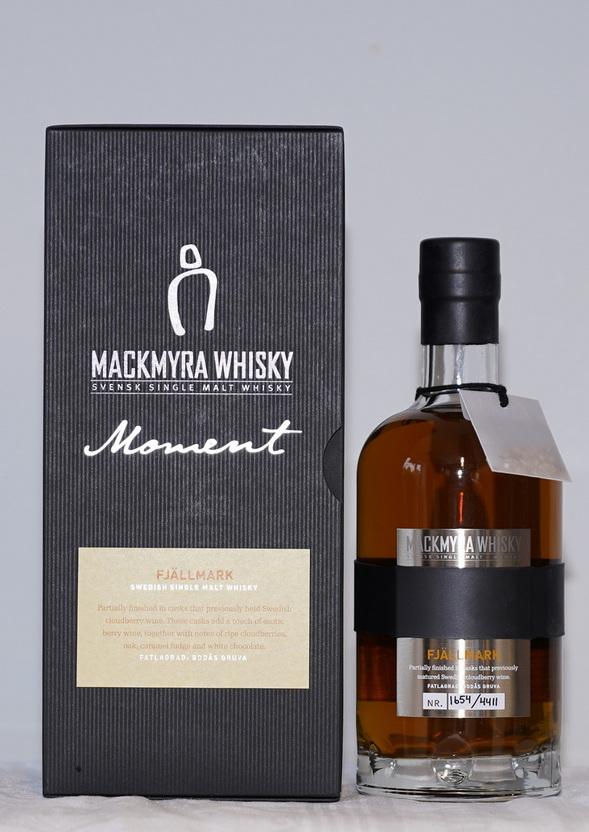 Mackmyra Moment Fjällmark 42%