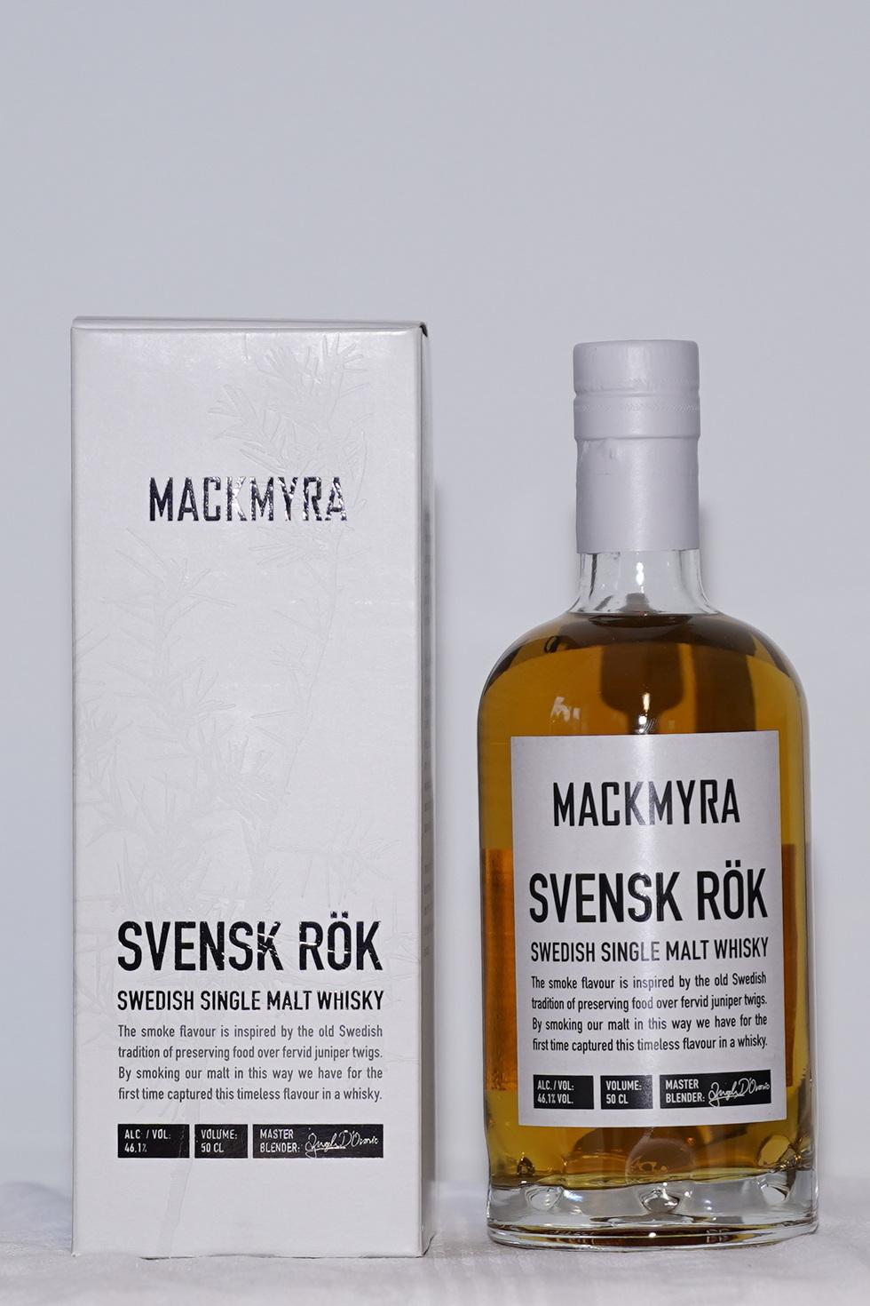 Mackmyra Svensk Rök 46,1%