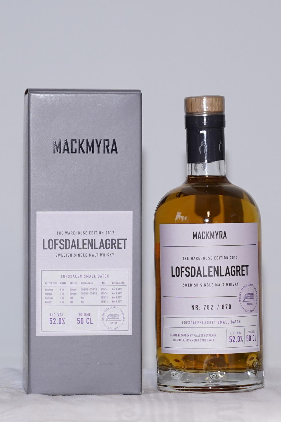 Mackmyra Lofsdalenlagret 52%